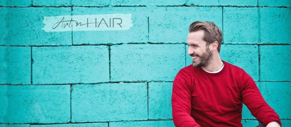 tévhit a hajbeültetésről - borítókép - férfi mosolyog