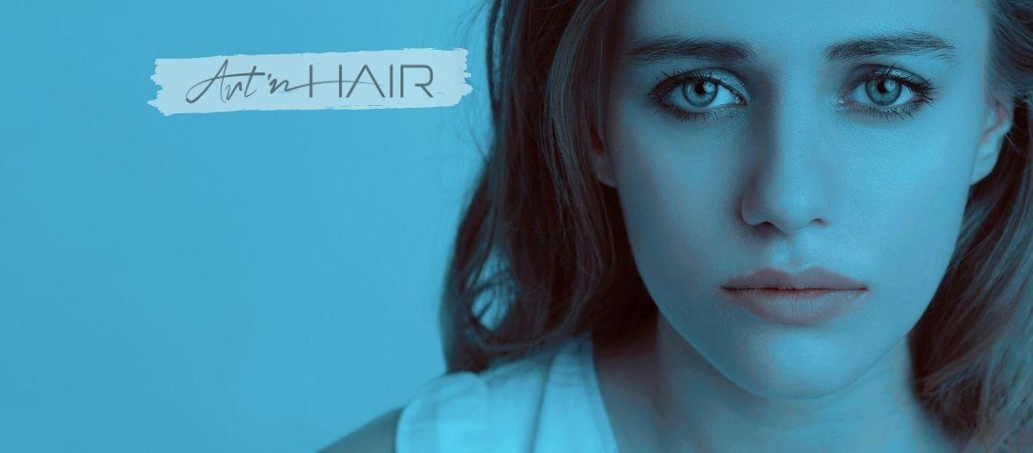 női hajhullás cikk borítókép