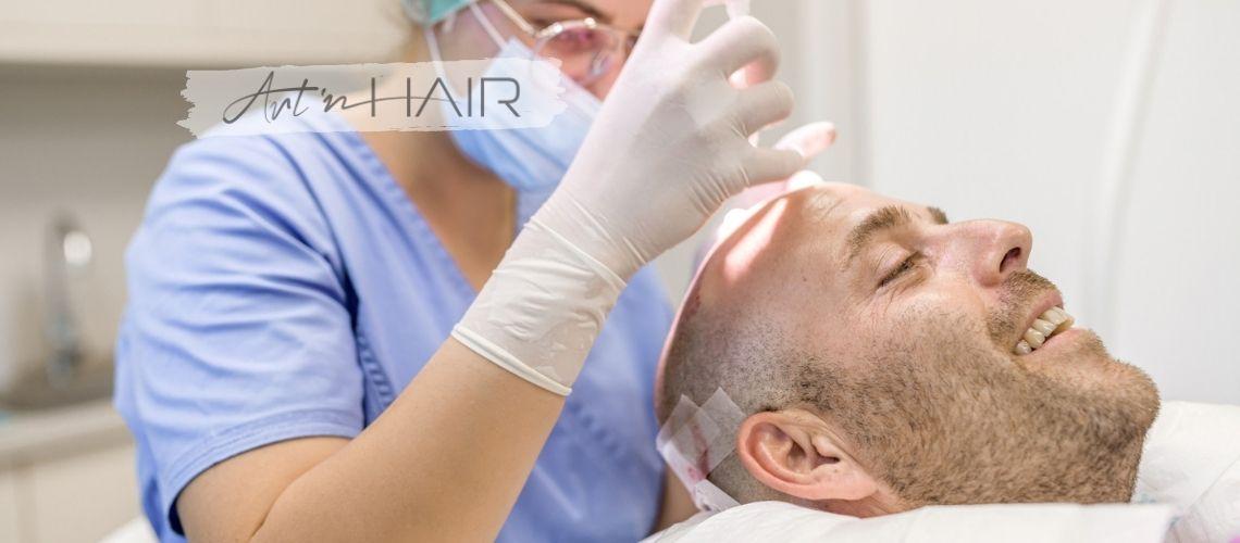 hajbeültetés műtét